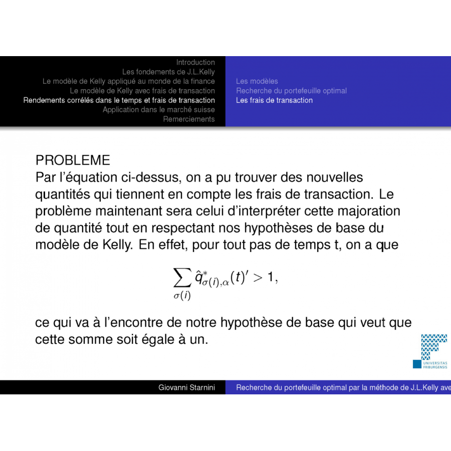 Master thesis mathematics education